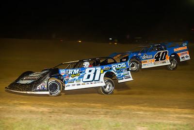 Tanner English (81E) and Kyle Bronson (40B)