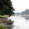 Moat around Angkor Thom