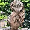 Hydra statue at Angkor Thom