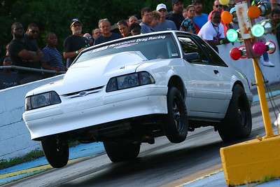Cash Days at the Clarksville Drag Strip