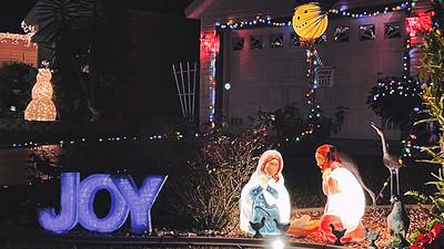 Christmas on Gaucho