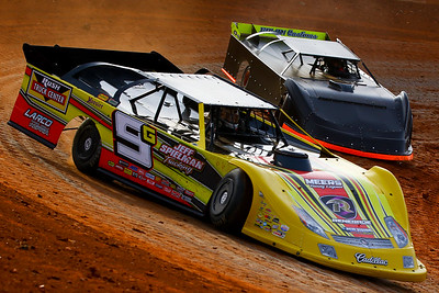 Clarksville Speedway Practice 2-15-20