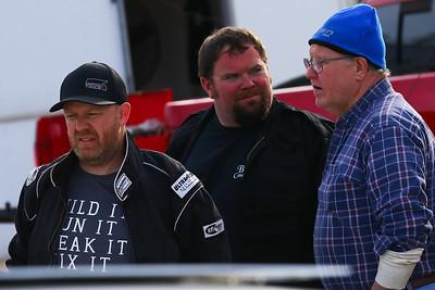 Floyd Clinard, Doug Belew, & Raymond Clinard