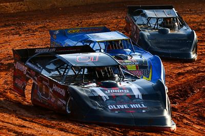 Thursday Thunder at Clarksville 7-2-20