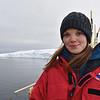 Rachel Clark '16, Sea Level Rise Researcher in the Antarctic