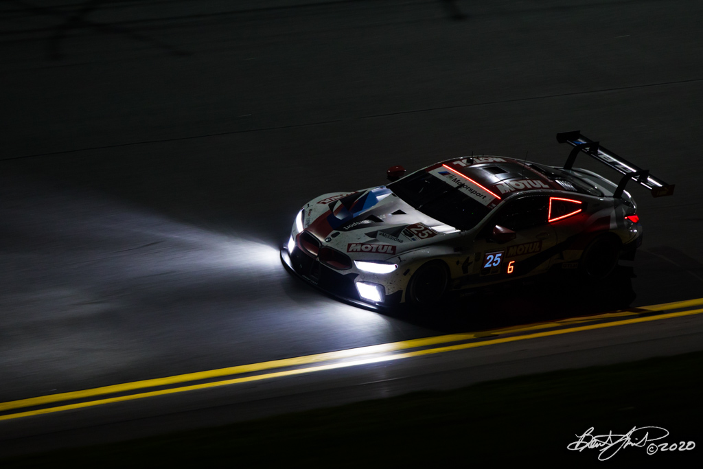 Rolex 24 at Daytona - IMSA WeatherTech SportsCar Championship - Daytona International Speedway - 25 BMW Team RLL BMW M8 GTE, Connor De Phillippi, Philipp Eng, Bruno Spengler, Colton Herta