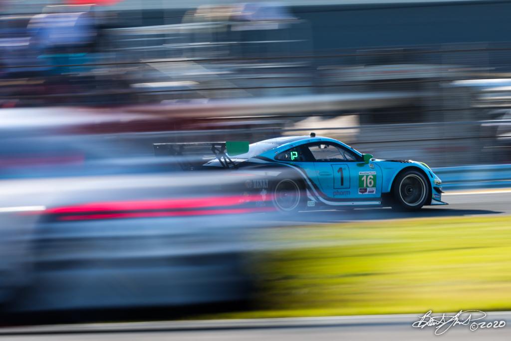 Rolex 24 at Daytona - IMSA WeatherTech SportsCar Championship - Daytona International Speedway - 16 Wright Motorsports Porsche 911 GT3 R, Ryan Hardwick, Patrick Long, Anthony Imperato, Klaus Bachler