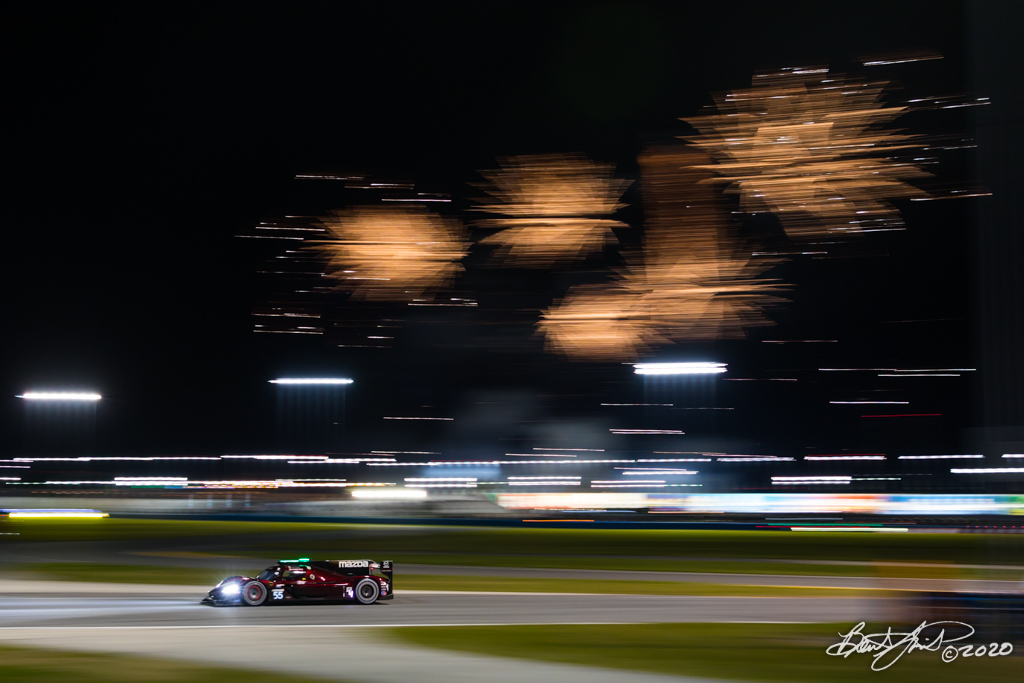 Rolex 24 at Daytona - IMSA WeatherTech SportsCar Championship - Daytona International Speedway - 55 Mazda Team Joest Mazda DPi , Jonathan Bomarito, Harry Ticknell, Ryan Hunter-Reay
