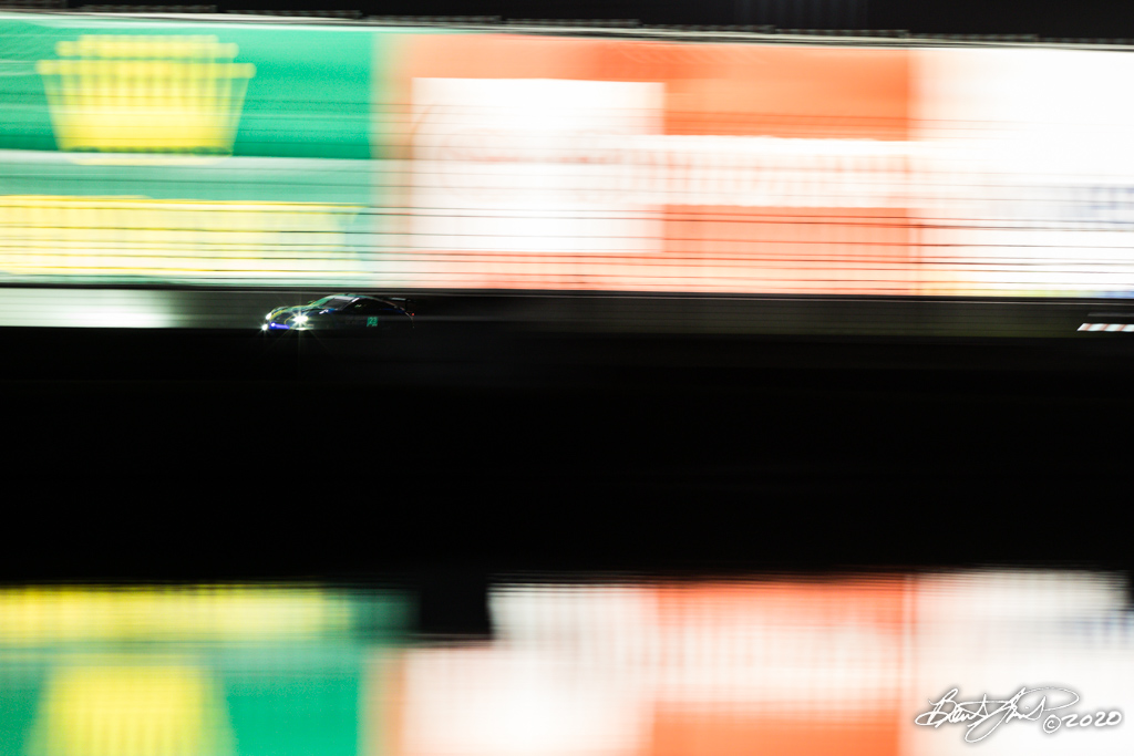 Rolex 24 at Daytona - IMSA WeatherTech SportsCar Championship - Daytona International Speedway - 23 Heart of Racing Team Aston Martin Vantage GT3, Ian James, Nicki Thiim, Roman De Angelis, Alex Riberas