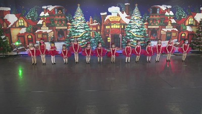 3 Mickey's Jingle Bells Danville San Ramon DHM 2020