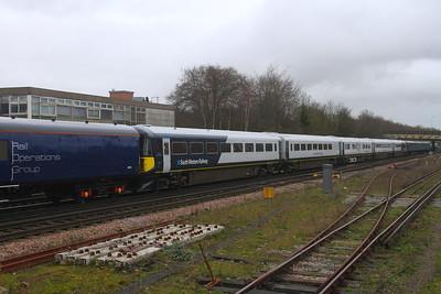 2413 Basingstoke 14/12/20 5Q86 Wolverton to Bournemouth