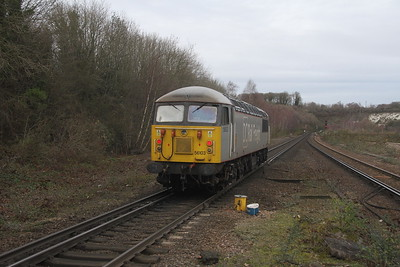 56103 Micheldever 04/12/20 0Z29 Eastleigh to Twyford