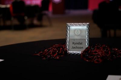 Tucker Scholarship presented on 12-21-20 in Tucker Student Center. Stewart Hall.