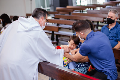 Batizado Daniel - 12.12.2020