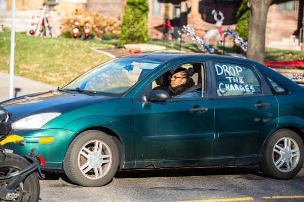 Drop the Charges Caravan