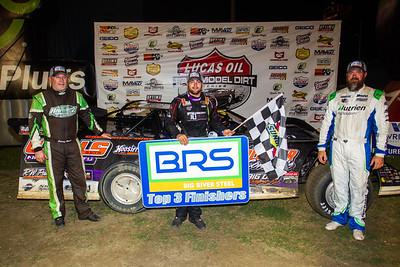 Jimmy Owens (L), Brandon Overton (C) and Jonathan Davenport (R)