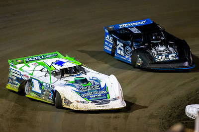 Tyler Erb (1) and Mason Zeigler (25Z)