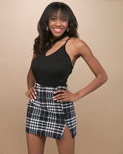 Plaid Skirt-8
