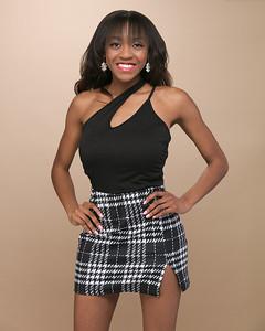 Plaid Skirt-17