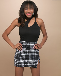 Plaid Skirt-7