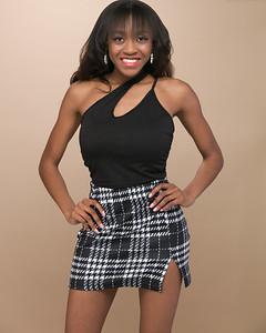 Plaid Skirt-20