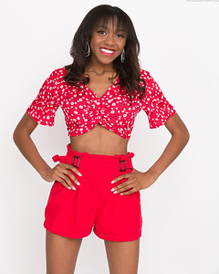 Red Shorts-14
