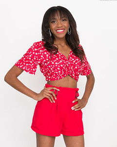 Red Shorts-4
