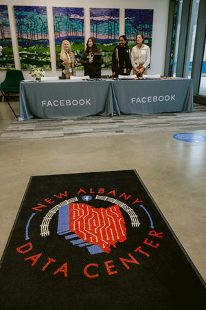 Facebook Data Center New Albany Grand Opening