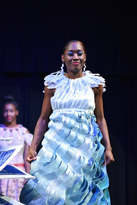 Stephanie Lael Barrico hosts a fashion show as a part of the GWU Distinguished Artists Series on February 3, 2020 at 7p.m. at the Tucker Student Center.