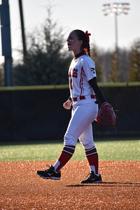 GWU Softball played Eastern Illinois on February 22 and came out with a win.