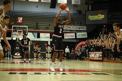 Gardner-Webb University Men's Basketball takes on Winthrop in a home matchup.