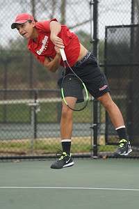 Men's Tennis vs. Wofford