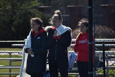 GWU Women's Tennis played a home match against Radford on February 29th.