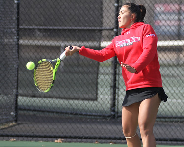 Gardner-Webb's Women's Tennis team takes on Davidson.