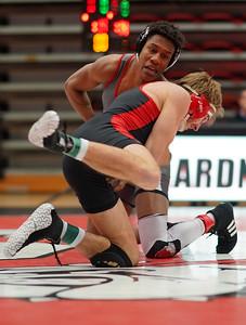 Wrestling vs. Davidson
