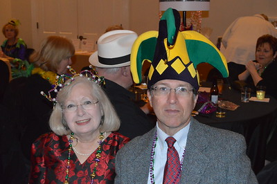 Friday Musicale Mardi Gras 130 Year Fundraiser