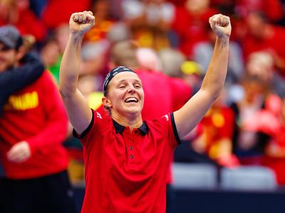 01.03c Kirsten Flipkens - Fedcup Belgium Kazakhstan 2020