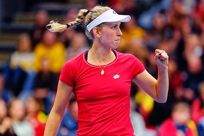 01.01c Elise Mertens - Fedcup Belgium Kazakhstan 2020