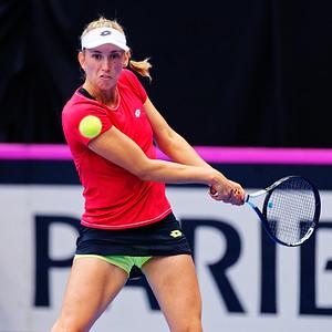 02.01a Elise Mertens - Fedcup Belgium Kazakhstan 2020
