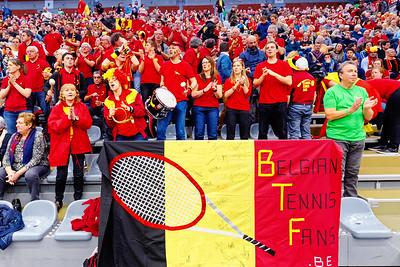 01.01d Supporting Belgium - Fedcup Belgium Kazakhstan 2020