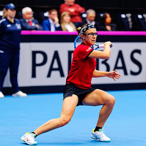 01.03b Kirsten Flipkens - Fedcup Belgium Kazakhstan 2020