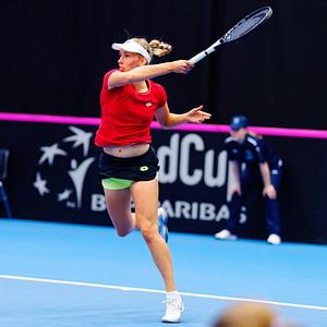 01.01b Elise Mertens - Fedcup Belgium Kazakhstan 2020