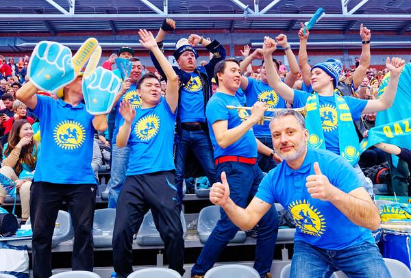 01.02c Supporting Kazakhstan  - Fedcup Belgium Kazakhstan 2020