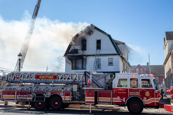 Hartford, Ct 2nd alarm 3/5/20