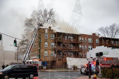 Hartford, Ct 2nd alarm 4/27/20