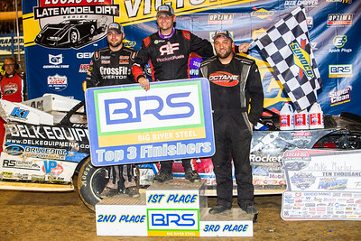 Brandon Overton (L), Mike Marlar (C) and Zack Dohm (R)