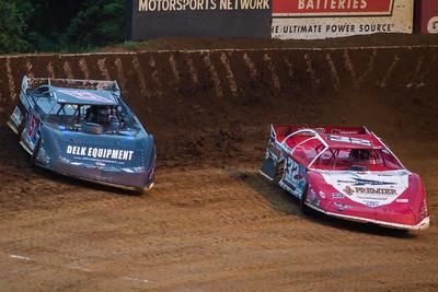 Mike Marlar (157) and Bobby Pierce (32)