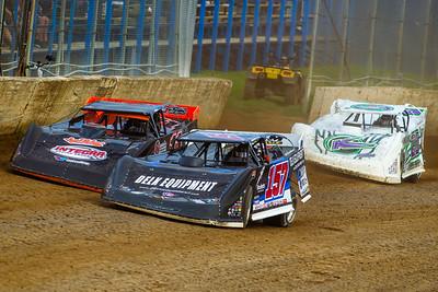 Mike Marlar (157), Josh Rice (11R) and Tyler Carpenter (28)