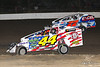 Bruce Rogers Memorial Money Maker 50 Presented by VP Racing Fuels - Grandview Speedway - 44M Doug Manmiller. 77H Jordan Henn