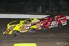 Bruce Rogers Memorial Money Maker 50 Presented by VP Racing Fuels - Grandview Speedway - 7 Kenny Gilmore, 16 Louden Reimert